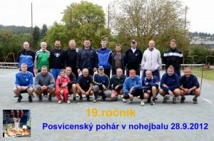Nohejbalový turnaj Babí